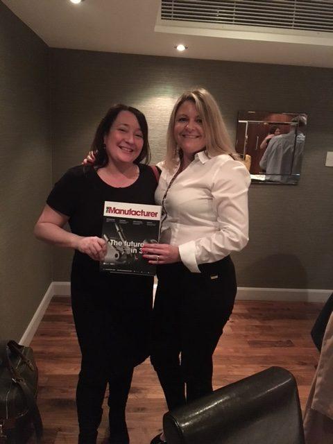 Karen Stewart and Debbie Briody
