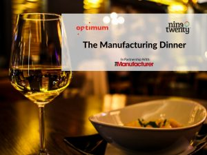 Manufacturing Dinner
