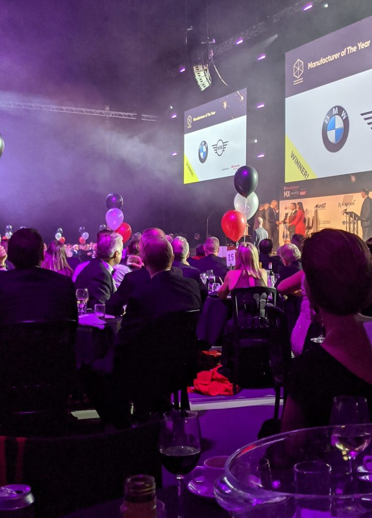 The Manufacturer MX Awards 2019 after Smart Factory Expo