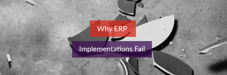 Why ERP Implementations Fail Image Header