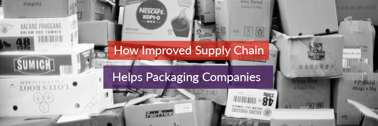 improved Supply Chain Helps Packaging Companies Image Header