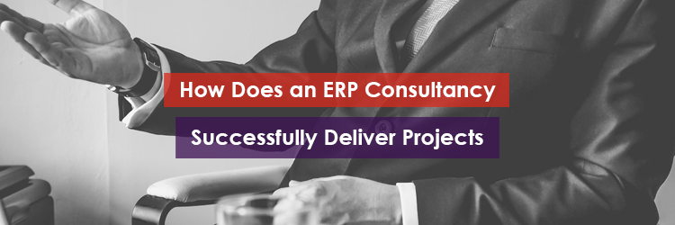 How Does an ERP Consultancy Successfully Deliver Projects Header Image