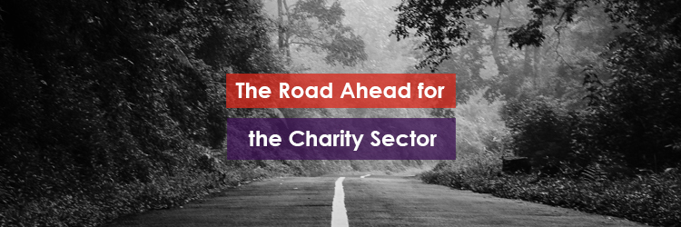 The Road Ahead for the Charity Sector Header Image